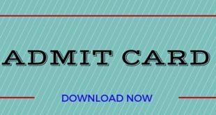 12th Admit Card 2017, HSC Hall Ticket 2017, HSLC Hall Ticket 2017
