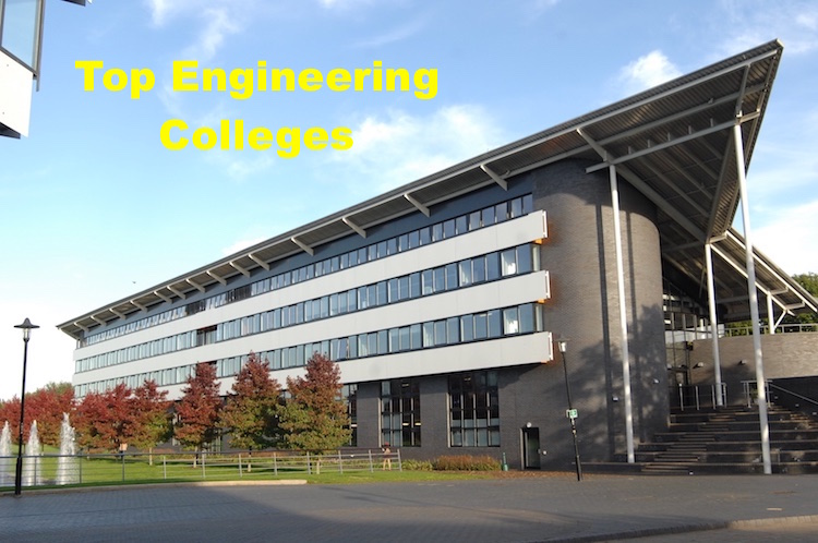 Top Engineering Colleges New
