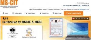 MSCIT Admission, Eligibility, Fees, Syllabus, Important Dates