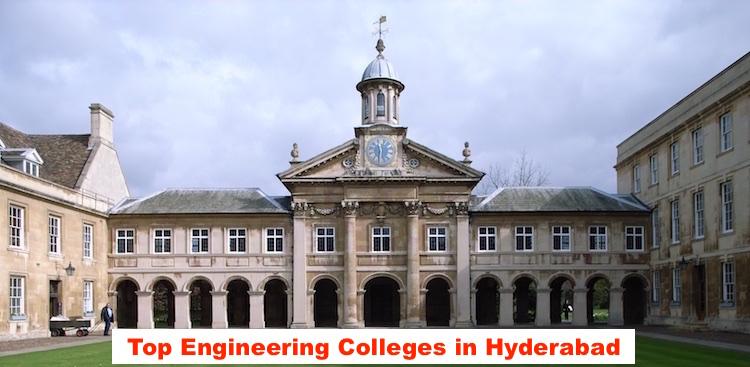 Top Engineering Colleges in Hyderabad New
