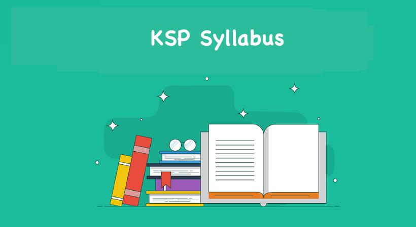 KSP Syllabus