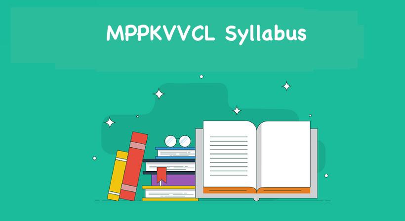 MPPKVVCL Syllabus