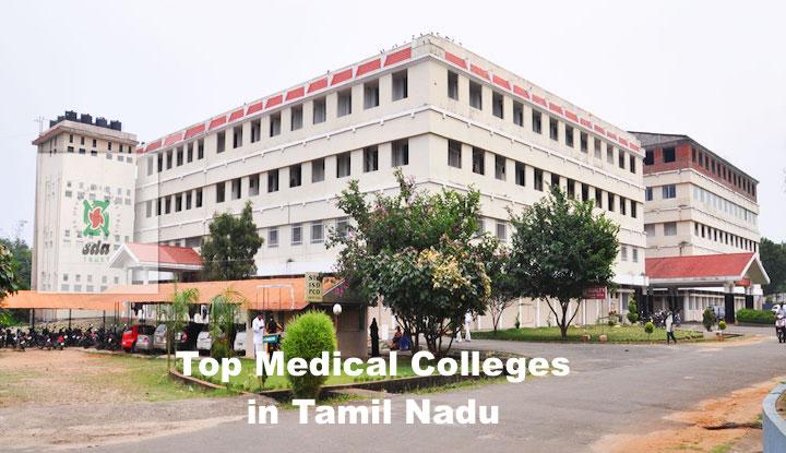 Top Medical Colleges in Tamil Nadu