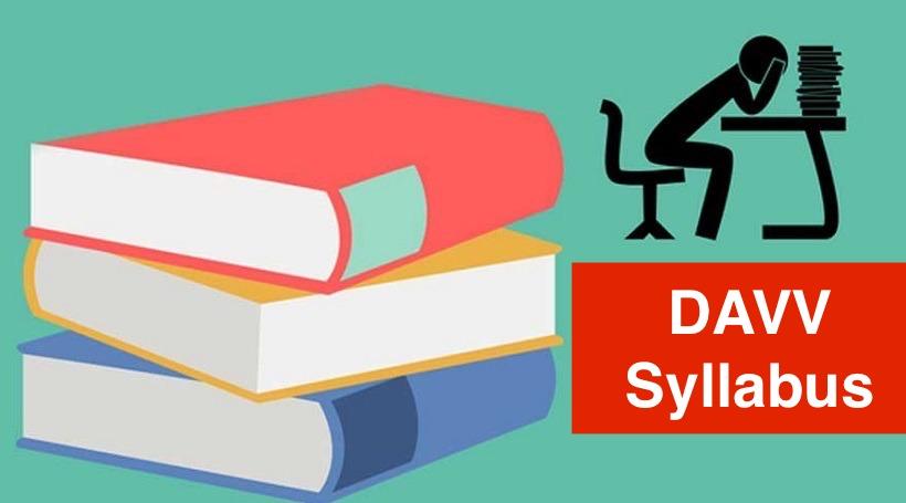 DAVV Syllabus