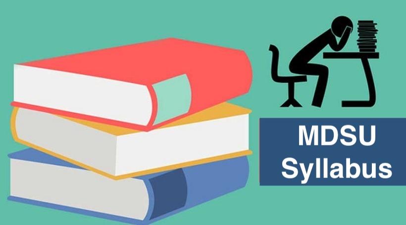 MDSU Syllabus